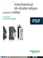 Schneider Electric - Relay's Catalog Sept 09 | Electrical Connector