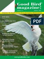 Good Bird Magazine Vol3 Issue2