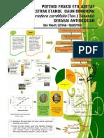 Poster Hasil Penelitian Antioksidan