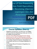 02 Overview Inlet Receiving Gas Plant Processing