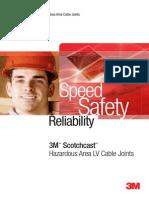 3M- Scotchcast- LV Hazard Area-Brochure