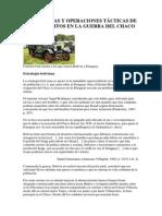 ESTRATEGIAS Y OPERACIONES TÁCTICAS DE LOS EJÉRCITOS EN LA GUERRA DEL CHACO.docx