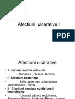 Afectiuni Ulcerative I