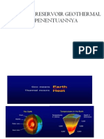 Parameter Reservoir Geothermal dan Penentuannya.ppt