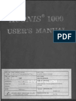 User Manual for E-R Alarm Monitoring System