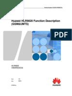 Huawei HLR9820 Function