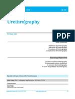 Urethography