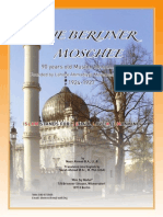 90th Anniversary of Berlin Mosque