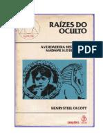 Henry Steel Olcott - A verdadeira Historia de H. P.pdf