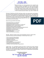 ARTI  ISO 9001 / JASA KONSULTAN ISO9001 / TRAINING ISO9001 / SERTIFIKASI ISO9001 / HP.08159767636