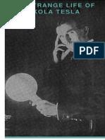 eBook - The Strange Life of Nikola Tesla