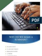 4. Writing A Summary.pdf