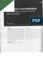 van PRAET Museus e patrimonio das ciencias naturais em Franca.pdf