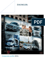 Daimler Corporate Profile 2014
