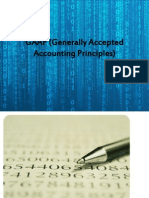 GAAP- accounting
