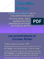 Le Nouveau Roman..ppt