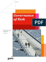 Governance of Risk