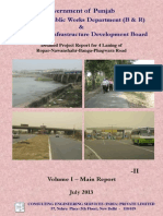 road development programme punjab