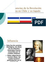 lainfluenciasdelarevolucinfrancesaenchile-111206093250-phpapp01.ppt