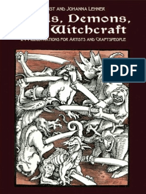Devils, Demons, and Witchcraft (gnv64) pdf | Faust | Fallen Angels