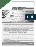 CESPE SEFAZ ES 13 Prova.pdf