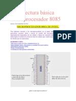 Arquitectura básica microprocesador 8085.docx