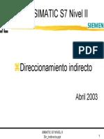 InfoPLC Net Siemens S7 Dir Indirecto