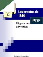 ! 5 Los eventos de 1844.ppt