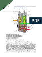 14L Motoniveladora hidráulica y válvula de la dirección del sistema de control de bombas.docx