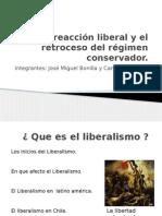 La reacción liberal y el retroceso del régimen.pptx