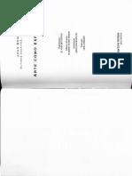 Arte como Experiência - John Dewey (Introdução).pdf