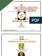 Terminology of Jainism