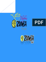 Color and Brand ZUMBA