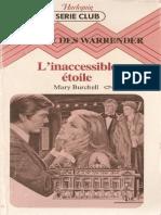 Burchell, Mary  - L'inaccessible etoile (2011).pdf