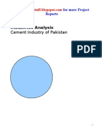 Cement Industries Analysis