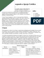 Heresias cristãs segundo a Igreja Católica – Wikipédia, a enciclopédia livre.pdf