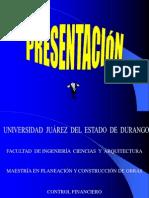 CONTROL FINANCIERO INTRODUCCION 2011.ppt