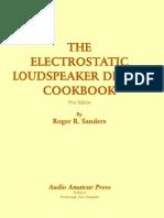 Sanders - Electrostatic Loudspeaker Design Cookbook 1995.pdf