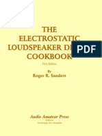 Sanders - Electrostatic Loudspeaker Design Cookbook 1995.pdf