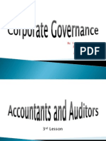 Account and Audit