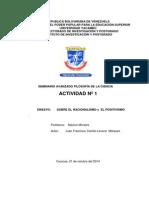 ACTIVIDAD I SEMINARIO AVANZADO DISEÑOS DE INVESTIGACION EN GERENCIA I  Juan Francisco Camilo Levane Marquez.pdf