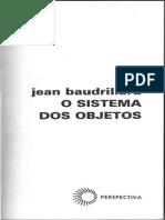 Baudrilhar, Jean - sistema dos objetos.pdf