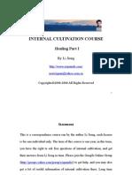 Internal Cultivation Course