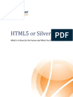 Syncfusion Whitepaper-Html5 or Silverlight