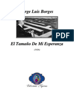 1926 - El Tamaño De Mi Esperanza (Ensayo).pdf
