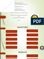 INVENTOS E INVENTORES DE LA HISTORIA.pptx