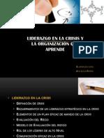 LIDERAZGO EN LA CRISIS Y LA ORGANIZACIÓN QUE.pptx