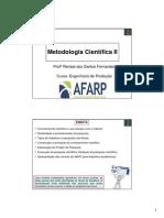 II-Metodologia Científica-aula 1.pdf