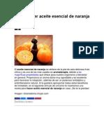 Cómo hacer aceite esencial de naranja.docx
