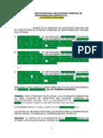 Formato de Minuta SRL efectivo.docx